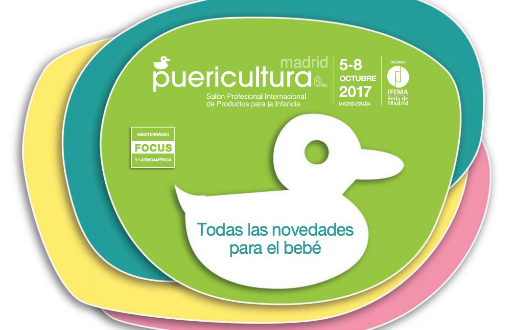 Puericultura Madrid 2017, el gran escaparate profesional del universo del Bebé