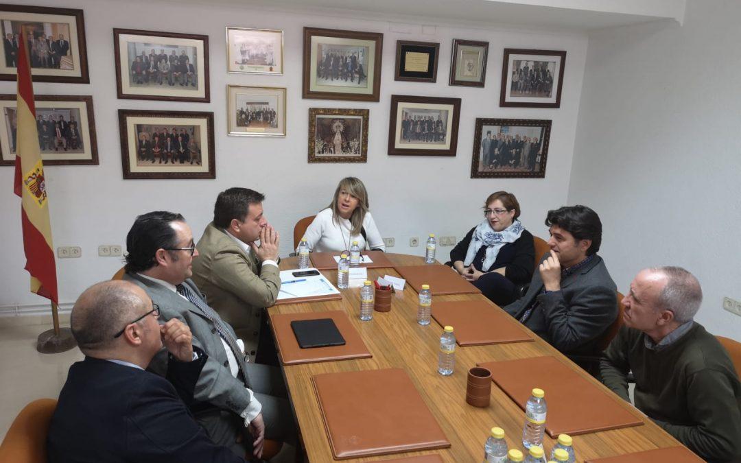 Entrevista del pasado día 25 de Marzo 2019 entre el Sr. Alcalde D. Manuel Serrano